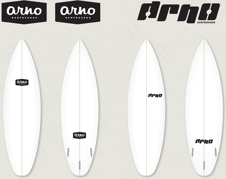 Arno Surfboards