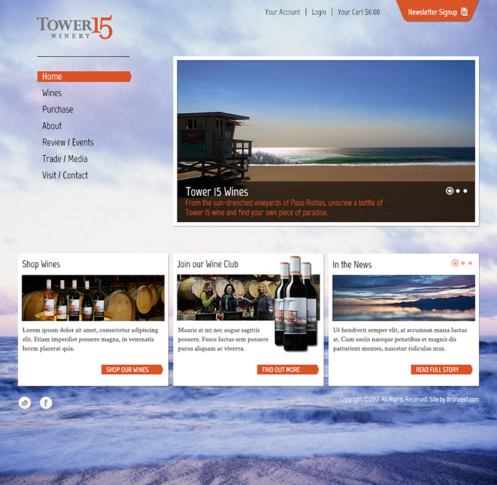 Tower 15 Winery